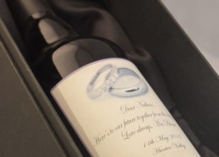 Corporate Product List - wine labelling, wine design, wedding wine, wine label