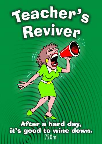 Teacher's Reviver - Girls 1