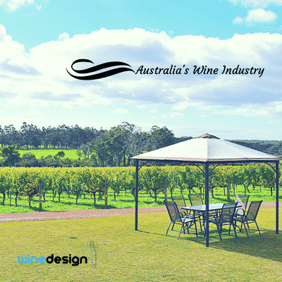 Australia's Wine Industry - wine labelling, wine design, wedding wine, wine label