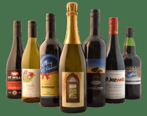 customised wine label