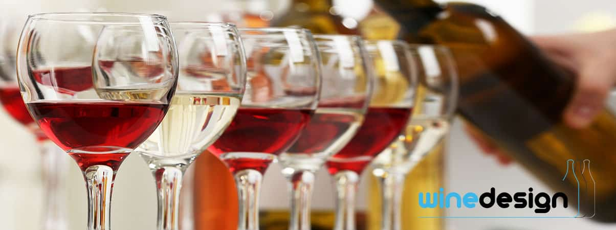 Kinds of Wine (white, red, sweet, etc.) -