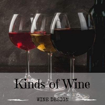 Kinds of Wine (white, red, sweet, etc.)