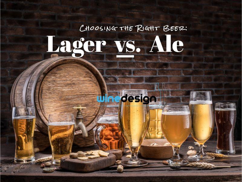 Choosing the Right Beer: Lager versus Ale