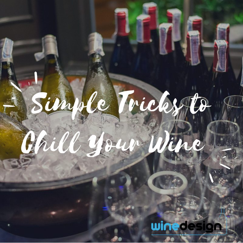 Simple Tricks to Chill Your Wine