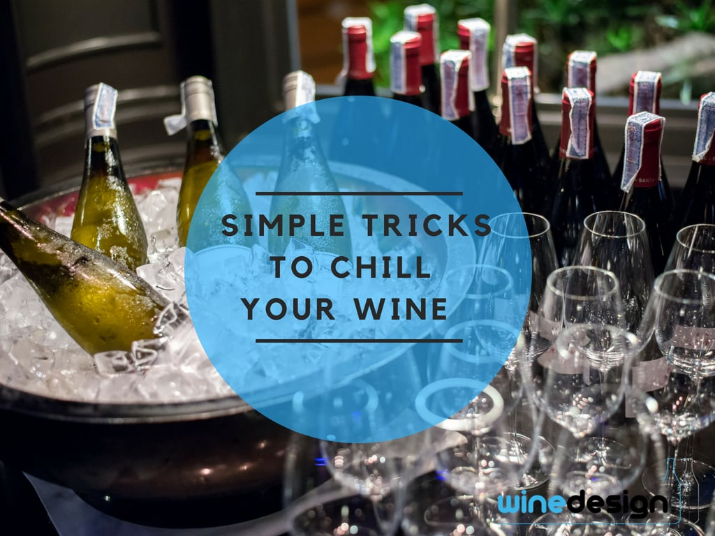 Simple Tricks to Chill Your Wine 1