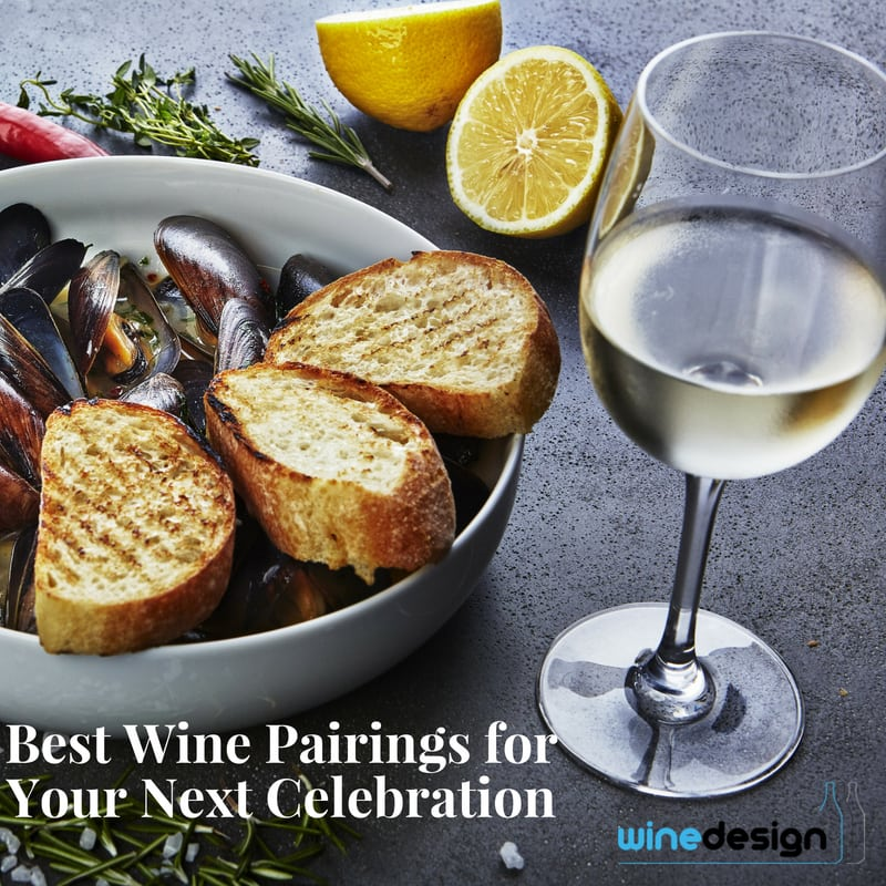 Best Wine Pairings for Your Next Celebration
