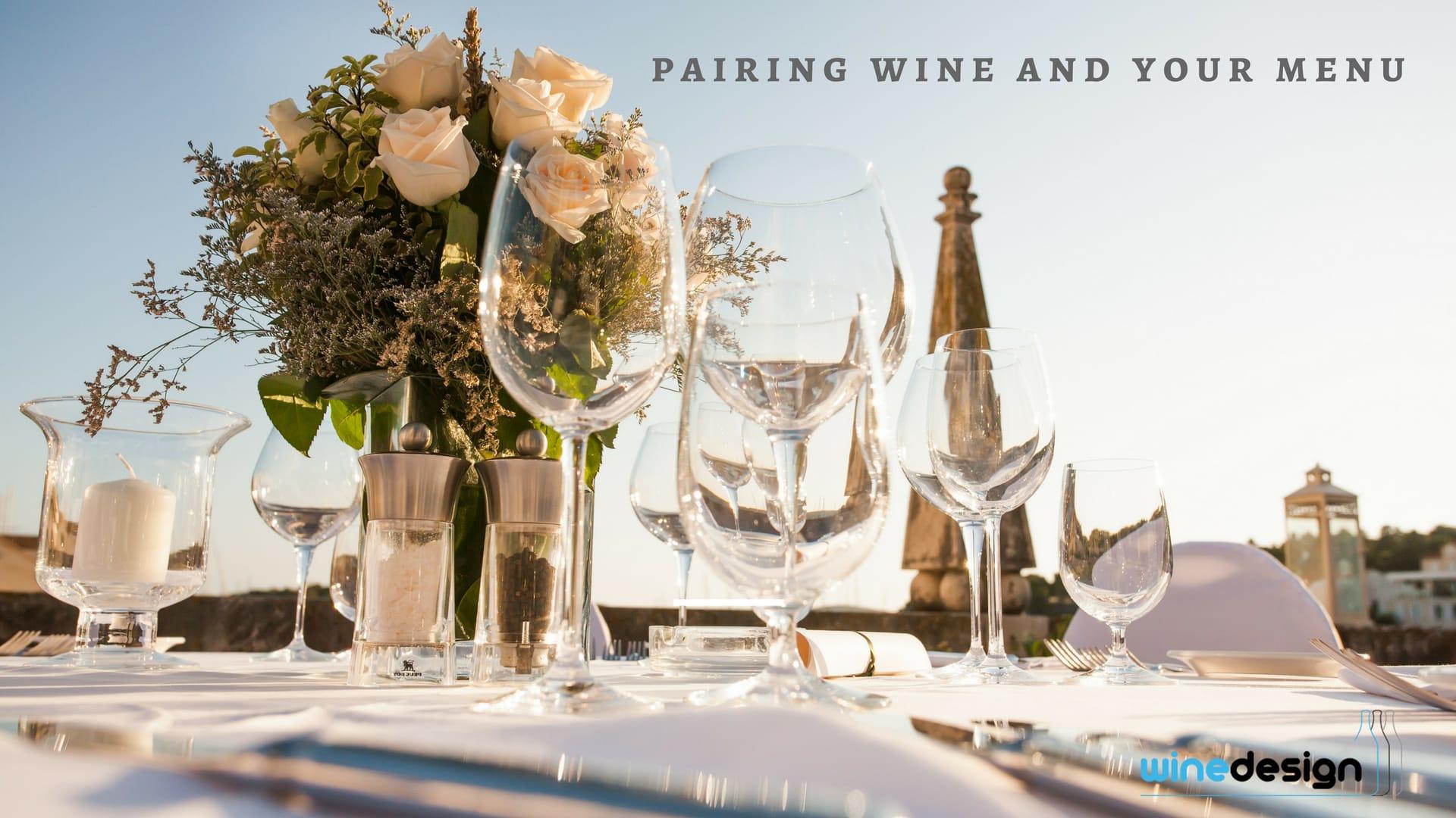 food wine pairing