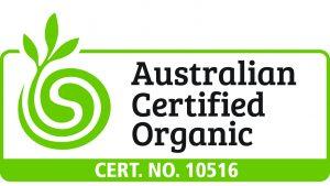 certified organic wine