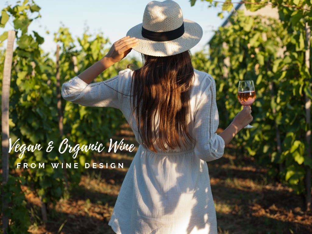 organic vegan wine