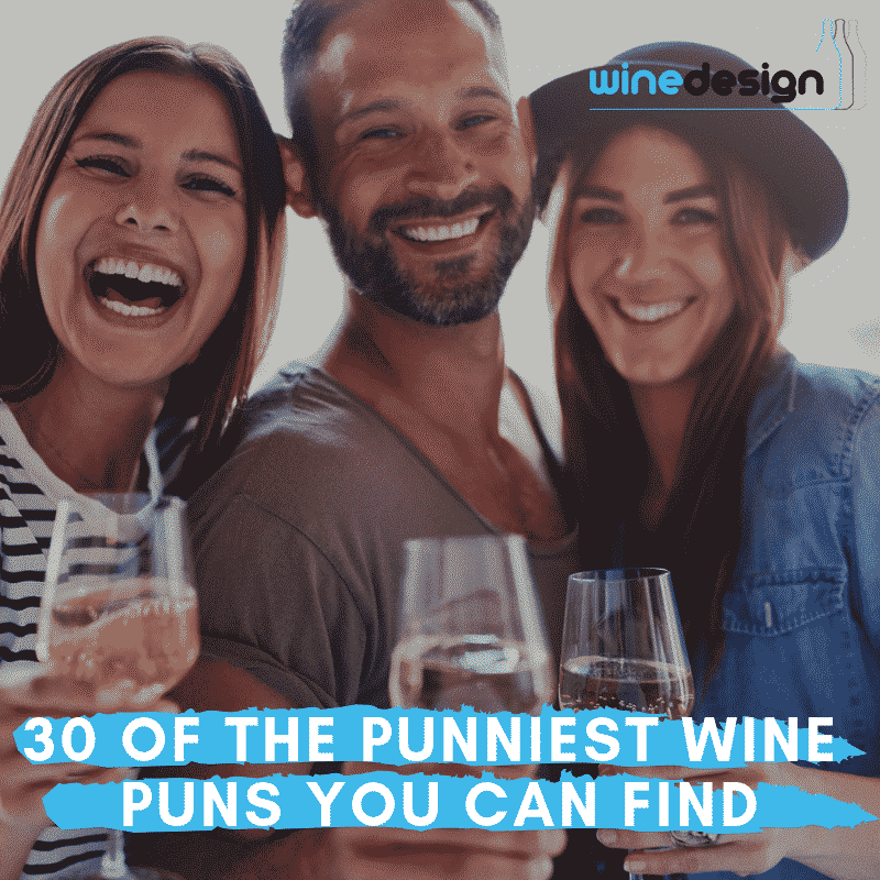 30 of the Punniest Wine Puns You Can Find