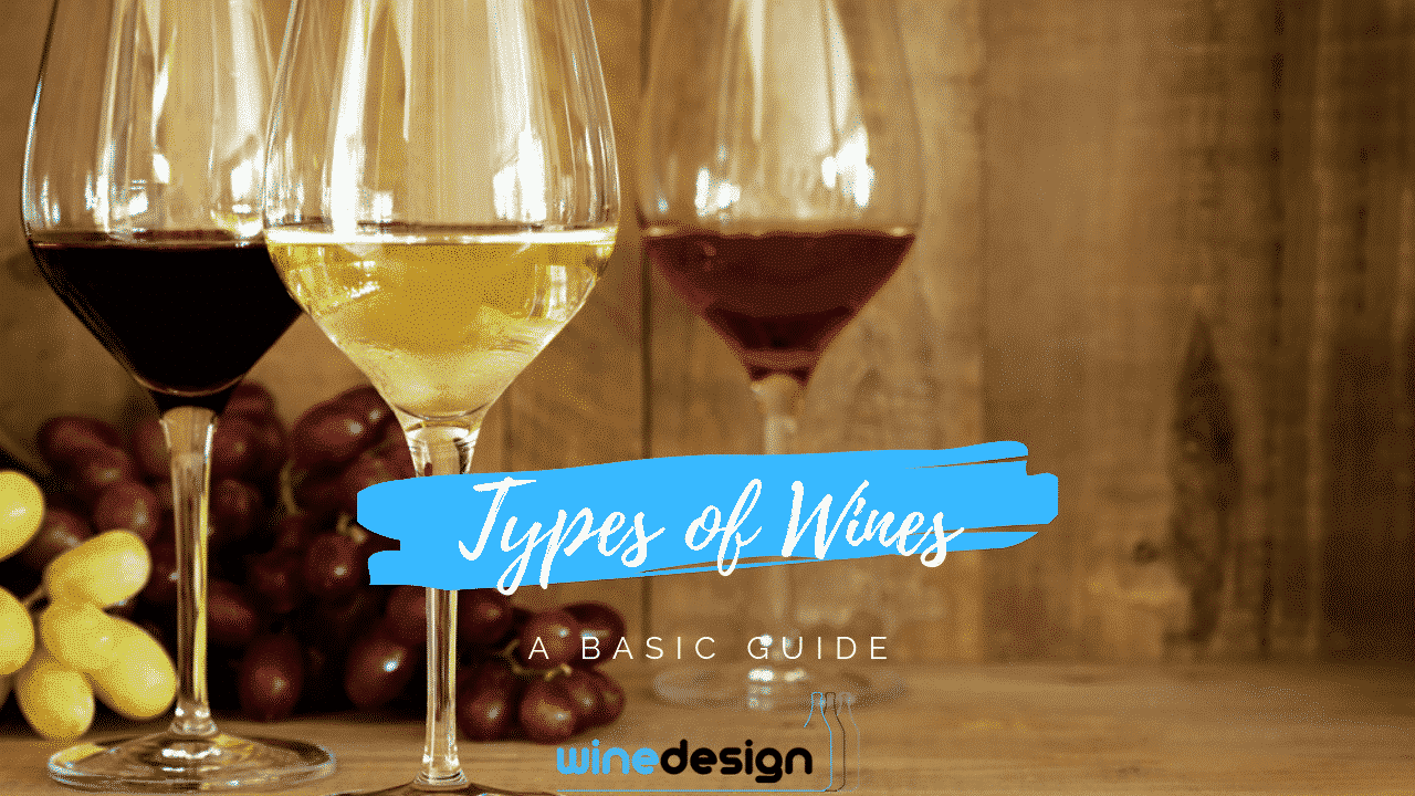 Types of Wines: A Basic Guide - Wines