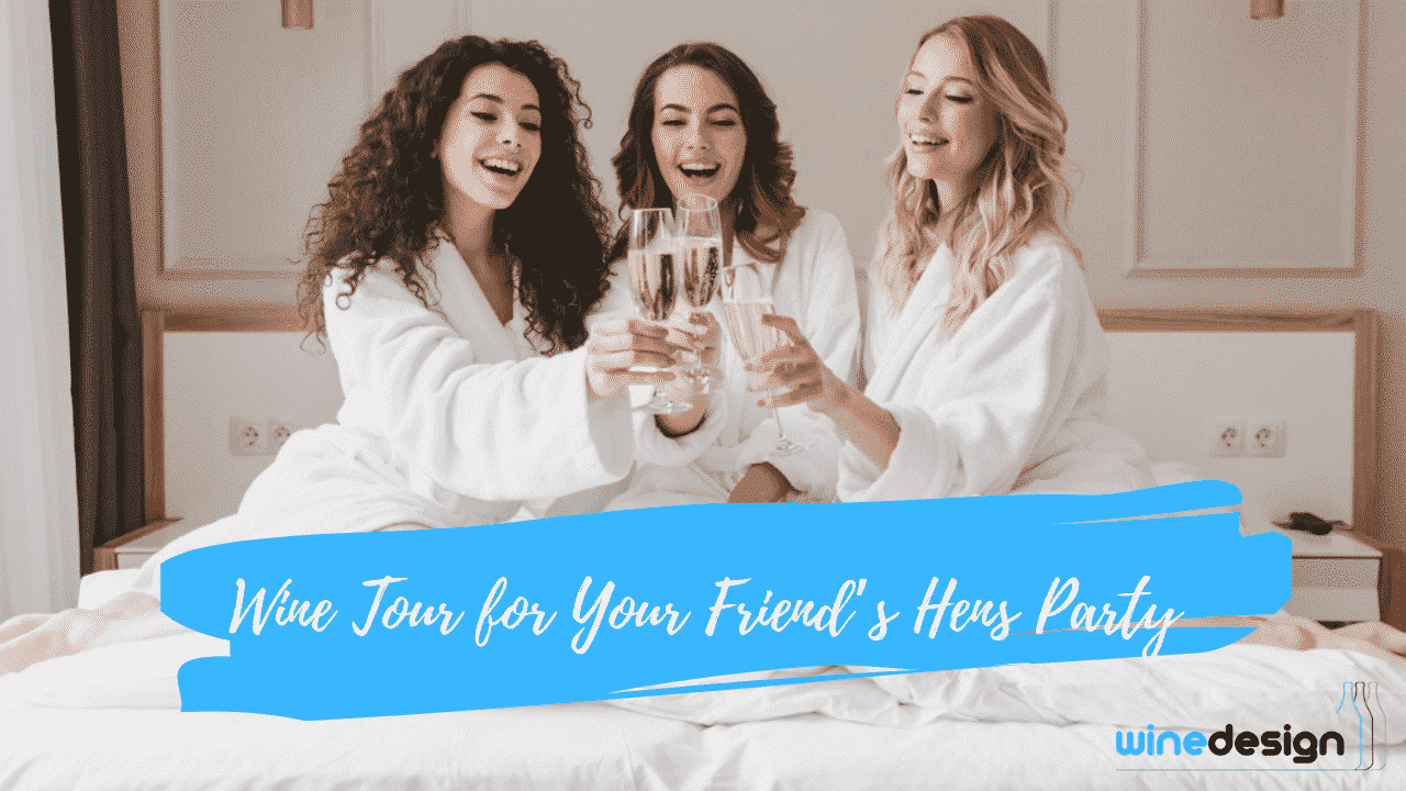 Wine Tour for Your Friend's Hens Party - Wine