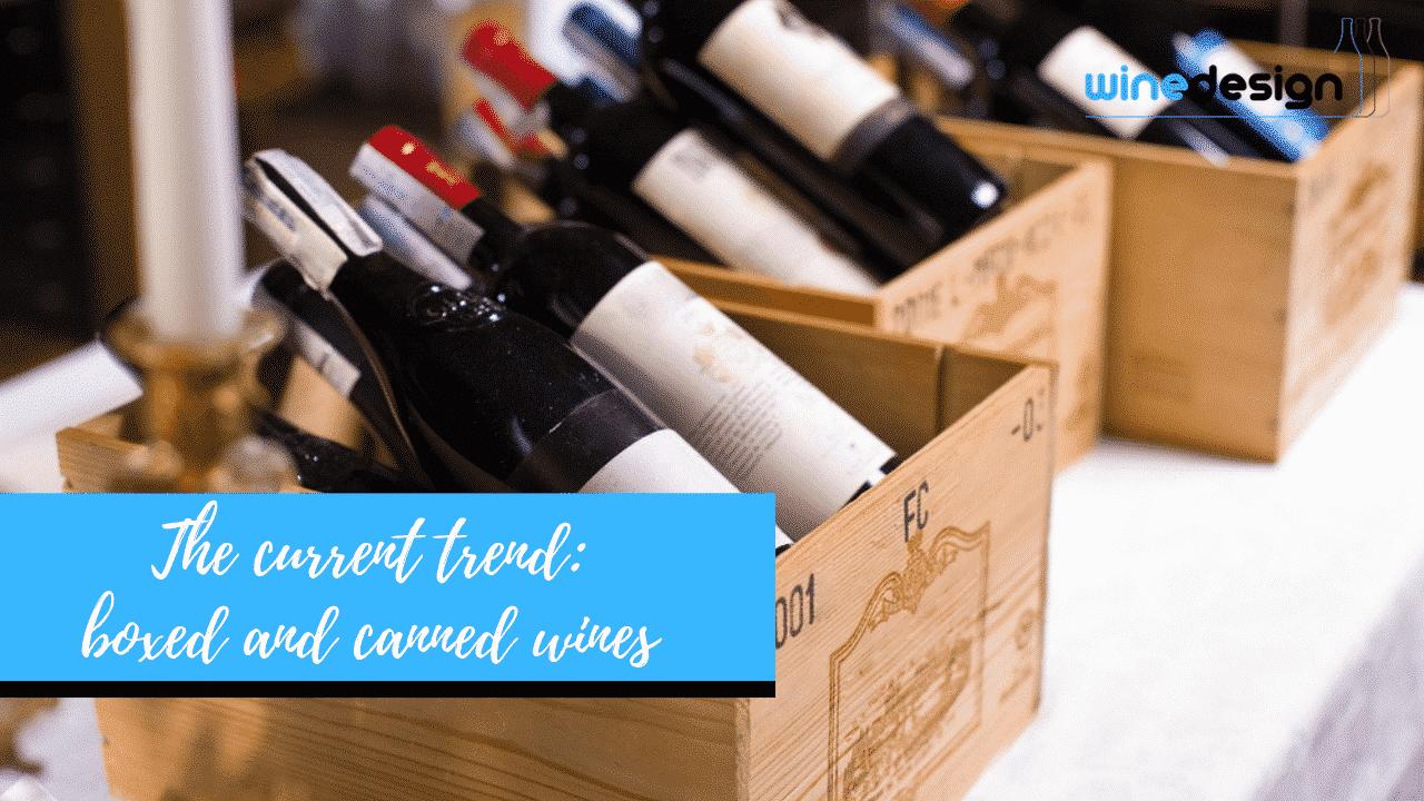 2019 Customised Wine Bottle Trends 2