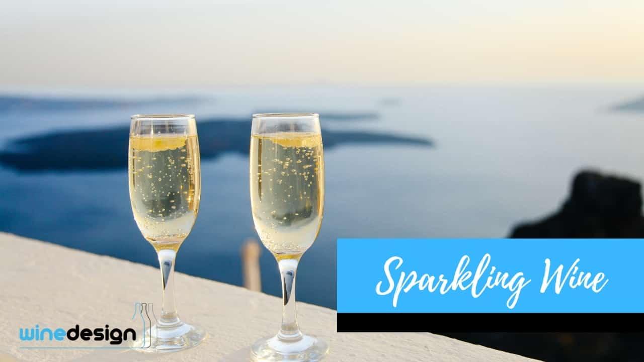Sparkling Wine - Wedding gifts