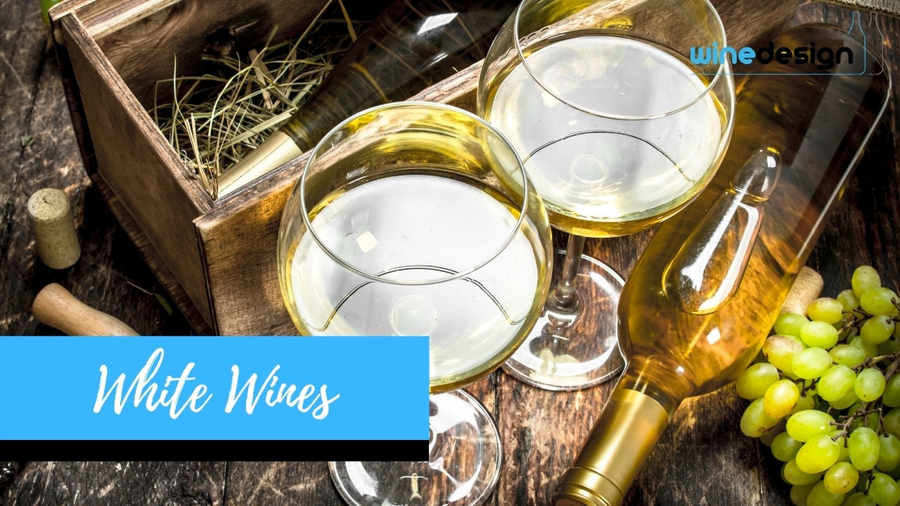 White Wines - Wedding gifts