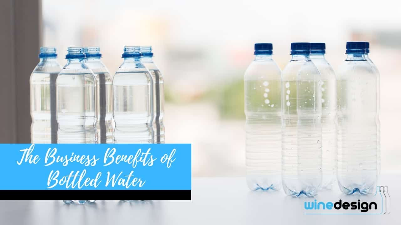 The Business Benefits of Bottled Water