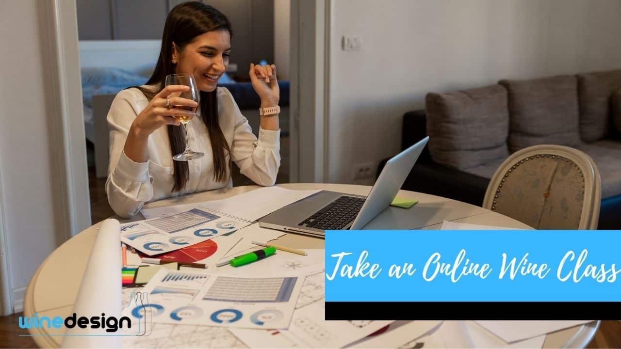 Take an Online Wine Class